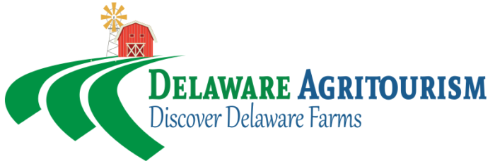 Visit Delaware Farms, Delaware Agritourism custom logo design by CIRJ Concepts, now Dapper Designs